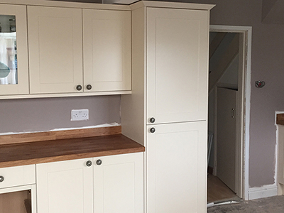 Kitchen carpentry